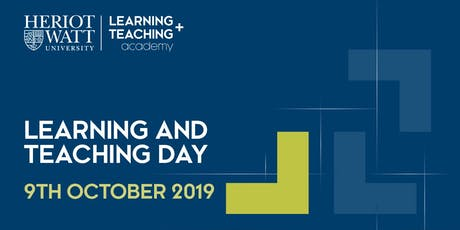 HWU Learning & Teaching day: Keynote - Bringing your teaching to life tickets