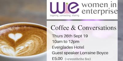 Women in Enterprise Coffee & Conversations - Networking event