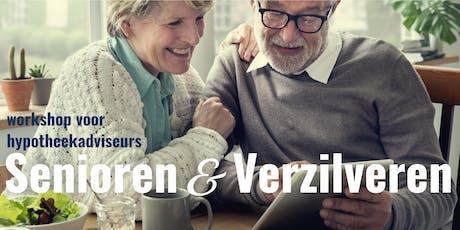 Informatiesessie 'Senioren en verzilveren'  Almere tickets