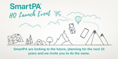 SmartPA are looking to the future, we invite you to do the same. tickets