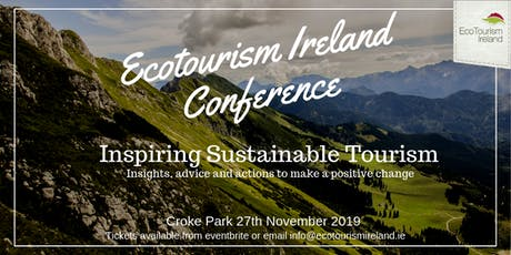 Inspiring Sustainable Tourism tickets