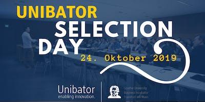 Unibator Selection Day