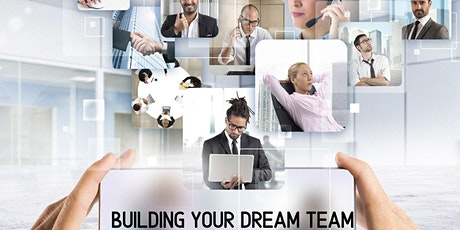 BUILDING YOUR DREAM TEAM / Online workshop with Tatiana Indina tickets