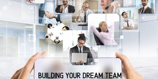 BUILDING YOUR DREAM TEAM / Workshop with Tatiana Indina