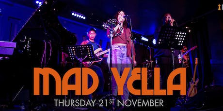 Jazz-Funk & Grooves from Mad Yella tickets