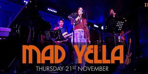 Jazz-Funk & Grooves from Mad Yella