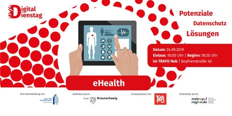 Digital Dienstag eHealth Tickets