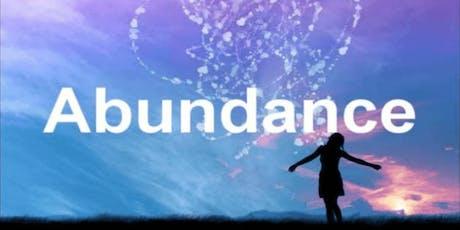 Law of Attraction: 5-week Abundance Program tickets