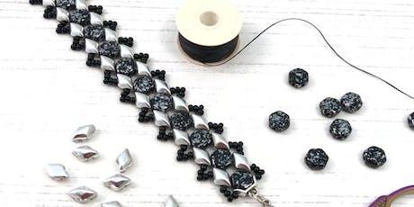 Honey Ripple Bracelet Workshop tickets