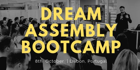 Dream Assembly Startup Bootcamp bilhetes
