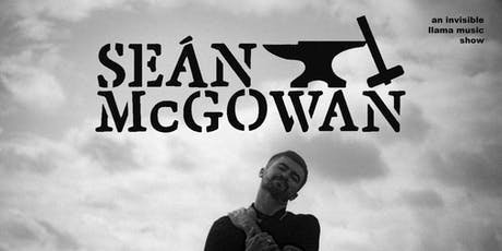 Seán McGowan tickets