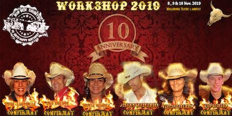 WORKSHOP BIG BEN COUNTRY 2019 entradas