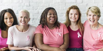 Pink & Pearls Breast Cancer Survivors Brunch