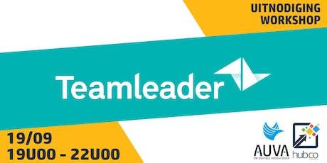 Live Demossie Teamleader tickets