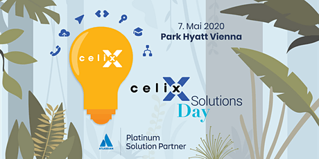 celix Solutions Day 2020 Tickets