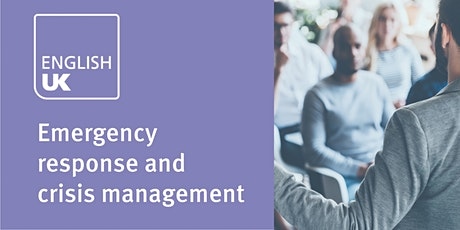 Emergency response & crisis management - Bristol, 13 February tickets