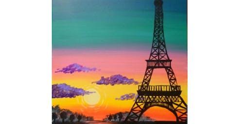 Sunset Paris - Six Tanks