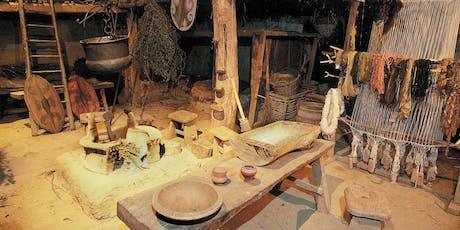 Visite de l'Archéosite et musée d'Aubechies-Beloeil:étudiants et personnel billets