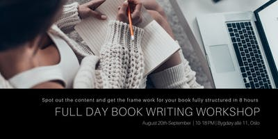 Full Day Book Writing Workshop