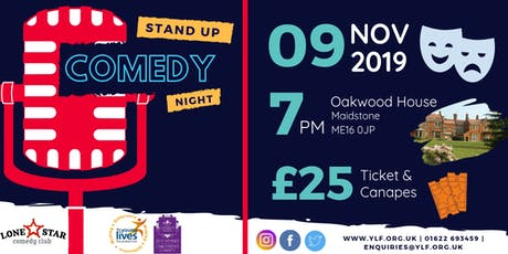 YLF Comedy Evening tickets