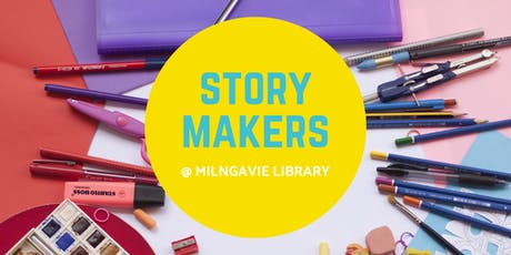 Story Makers @ Milngavie Library tickets