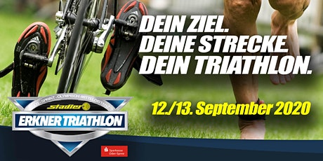 Erkner-Triathlon 2020 Tickets