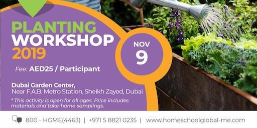 Planting Workshop 2019