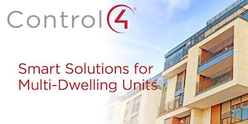 Control4 MDU & Hospitality Training