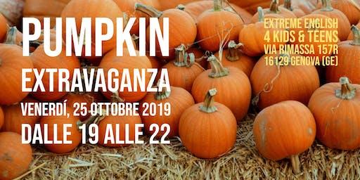 Pumpkin Extravaganza