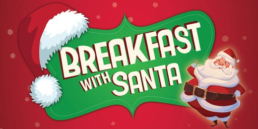 Breakfast / Pictures with Santa