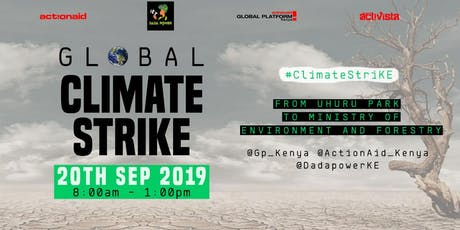 GLOBAL CLIMATE STRIKE tickets