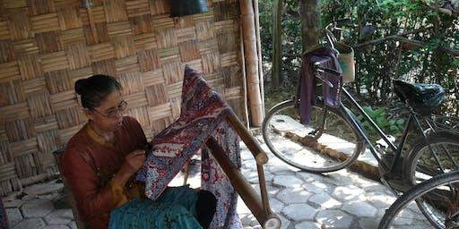 'De reis naar batik' — Lezing door Sabine Bolk