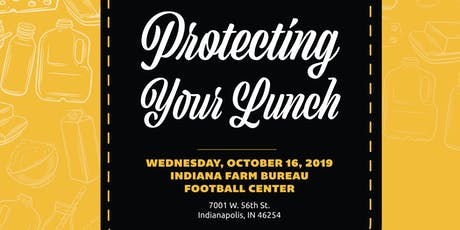 Protecting Your Lunch tickets
