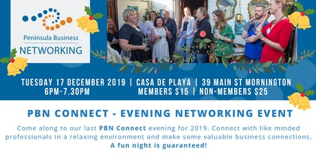 Christmas Event at Casa da Playa tickets