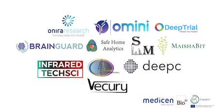 Rencontre avec 11 startups MedTech Européennes billets