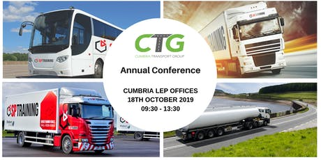 Cumbria Transport Group Annual Conference tickets