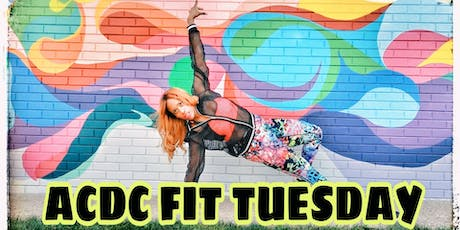 ACDC FIT TUESDAY tickets