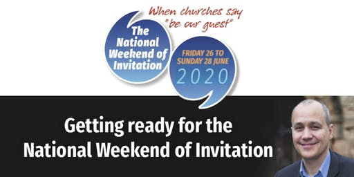 National Weekend of Invitation Training