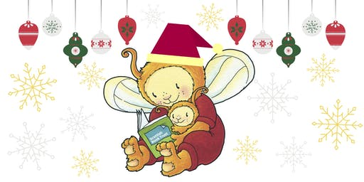 Christmas Bookbug Baby/Toddler @ William Patrick Library
