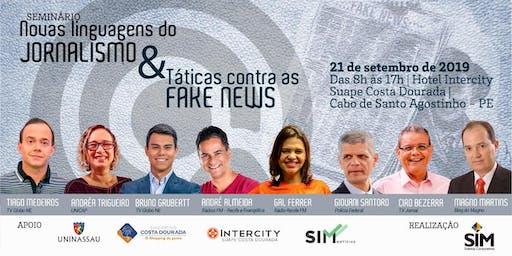 Seminário Novas Linguagens do Jornalismo e Táticas contra Fake News