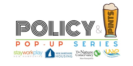 Policy & Pints Pop-Up Series: Upper Valley