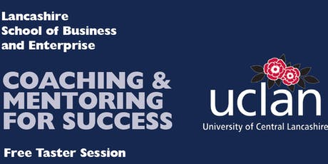 Coaching & Mentoring for Success - Taster Session tickets