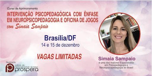 AVALIAÇÃO PSICOPEDAGÓGICA COM ENFOQUE EM NEUROPSICOPEDAGOGIA SIMAIA SAMPAIO