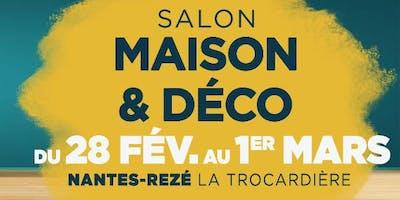 Le Salon  Maison & Déco de Nantes-Rezé
