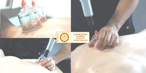 Cupping Therapy Accredited CPD Course