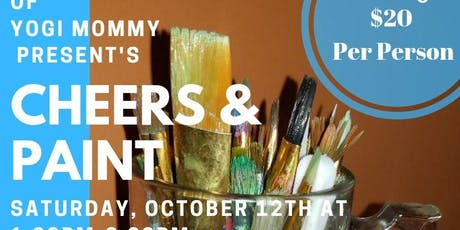 Cheers & Paint-Adult Oriented Event tickets