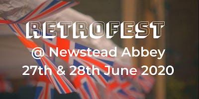 RetroFest Newstead Abbey