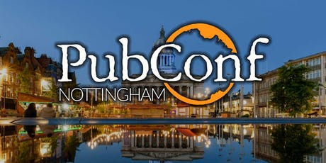 PubConf Nottingham tickets