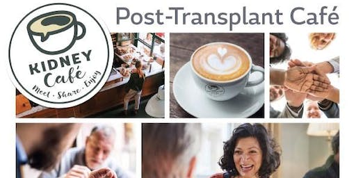 Post-Transplant Kidney Cafe - Swansea