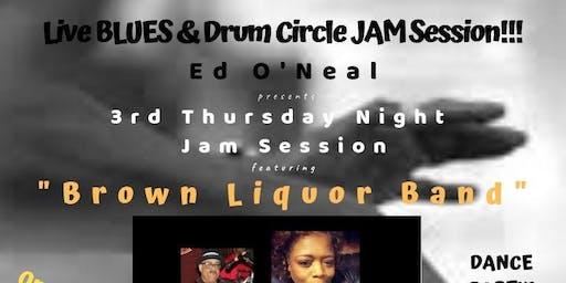 CONYERS - Live Blues & Drum Circle Jam Session Dance Party